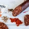 Real Cure Wild Venison Salami - Smoked Chilli and Paprika