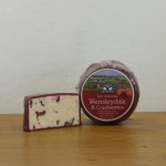 Wensleydale and Cranberry Waxed Truckle 200g