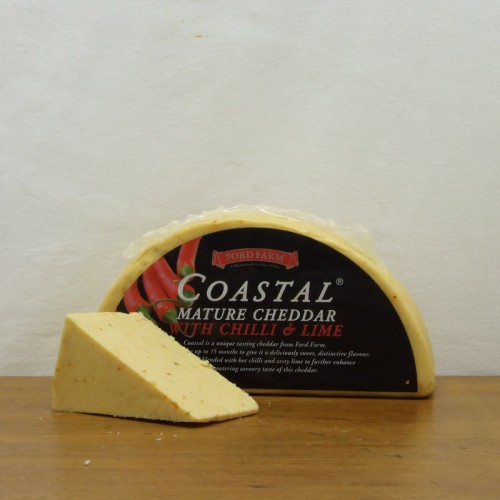 Ford Farm Coastal Cheddar Cheese